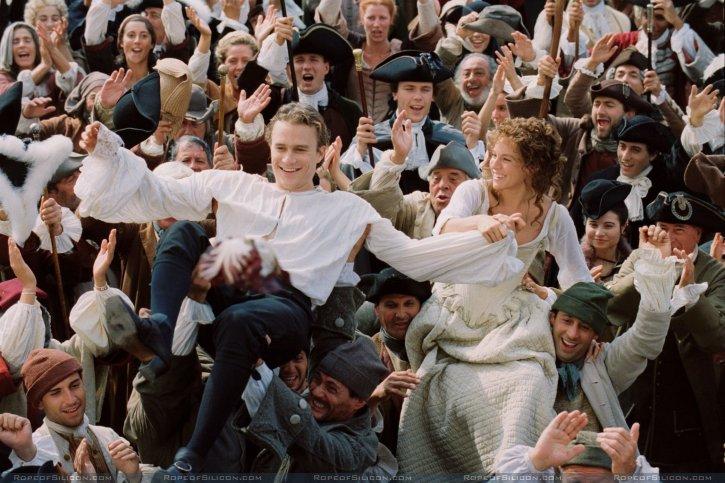 кадры из фильма Казанова