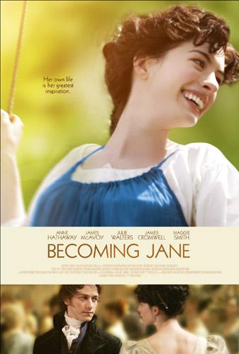 плакат фильма Джейн Остин