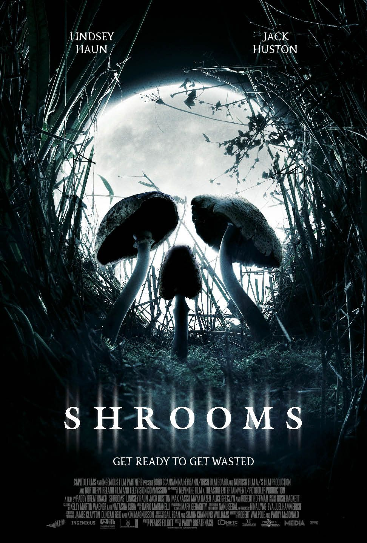 плакат фильма Грибы