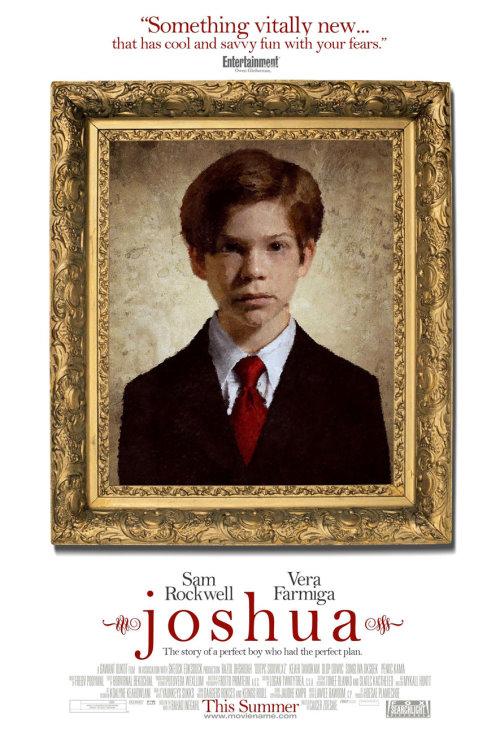 плакат фильма Джошуа