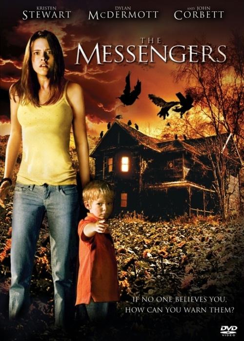 плакат фильма Посланники
