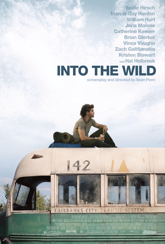 плакат фильма В диких условиях