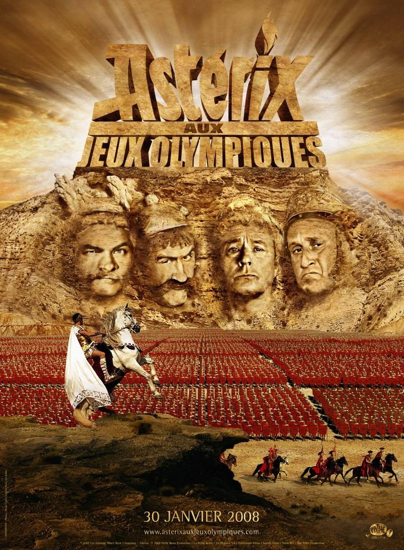 плакат фильма Астерикс на Олимпийских играх