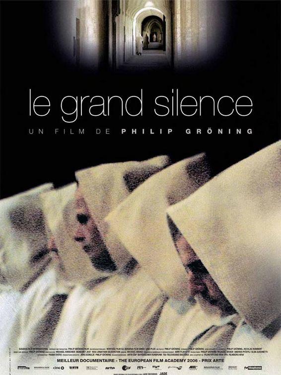 плакат фильма Великое молчание