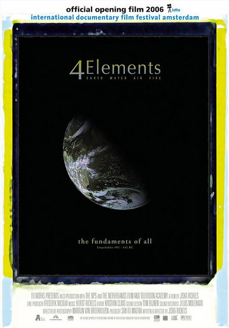 плакат фильма 4 стихии