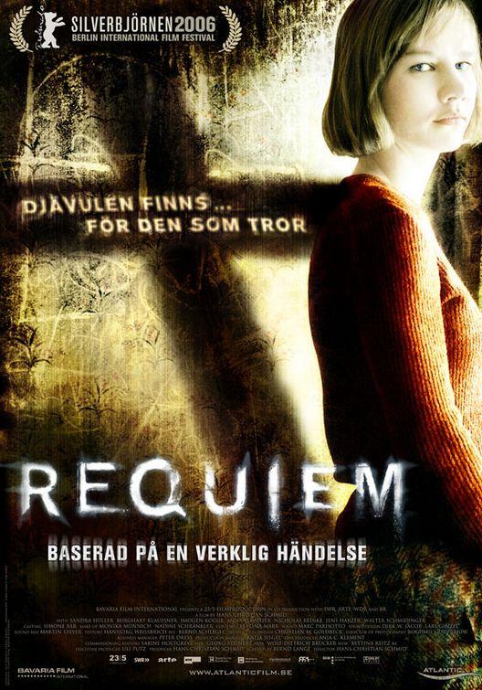 плакат фильма Реквием