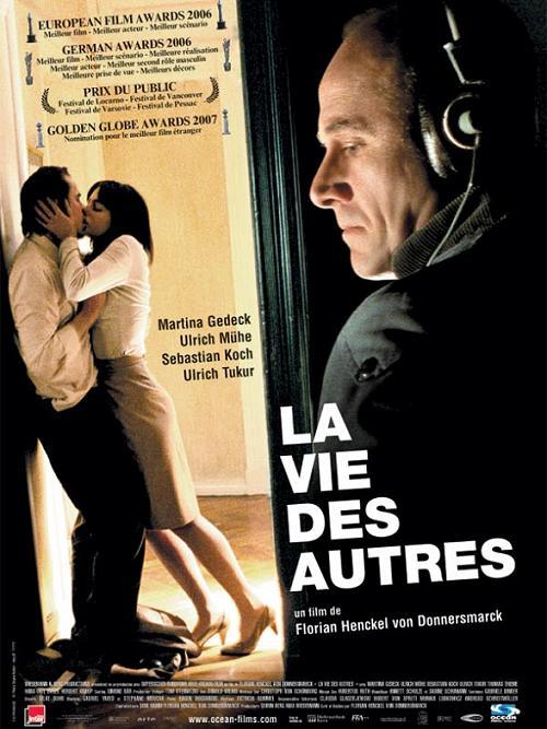 плакат фильма Жизнь других