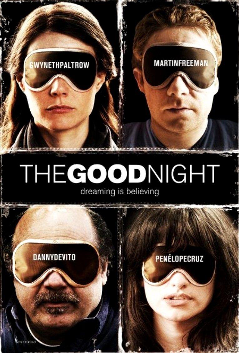 плакат фильма постер Спокойной ночи