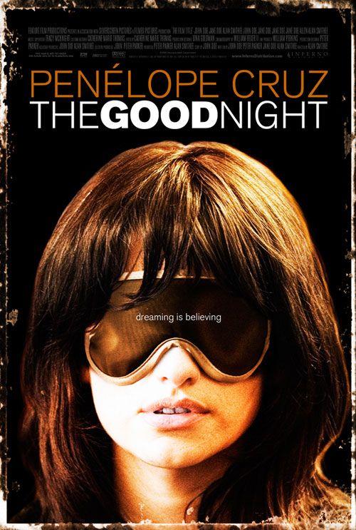плакат фильма характер-постер Спокойной ночи