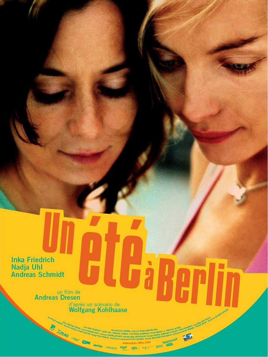 плакат фильма Лето на балконе
