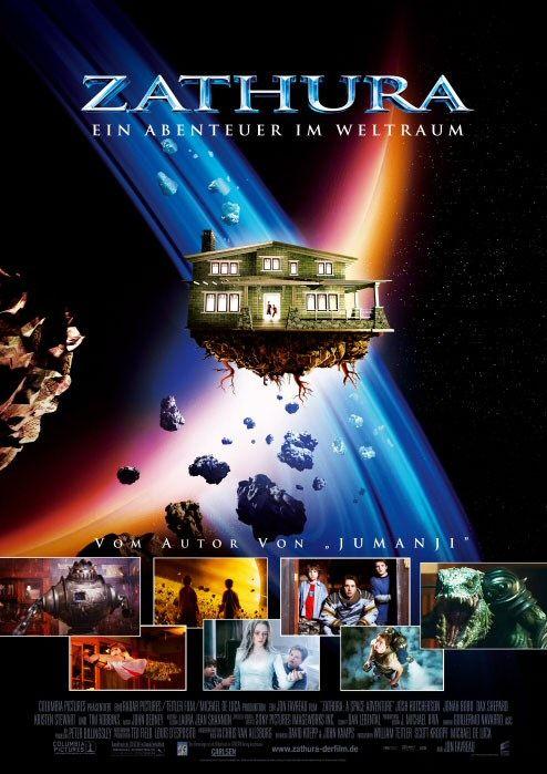 плакат фильма Затура