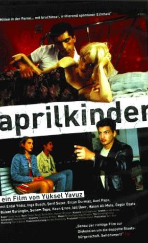плакат фильма Дети апреля