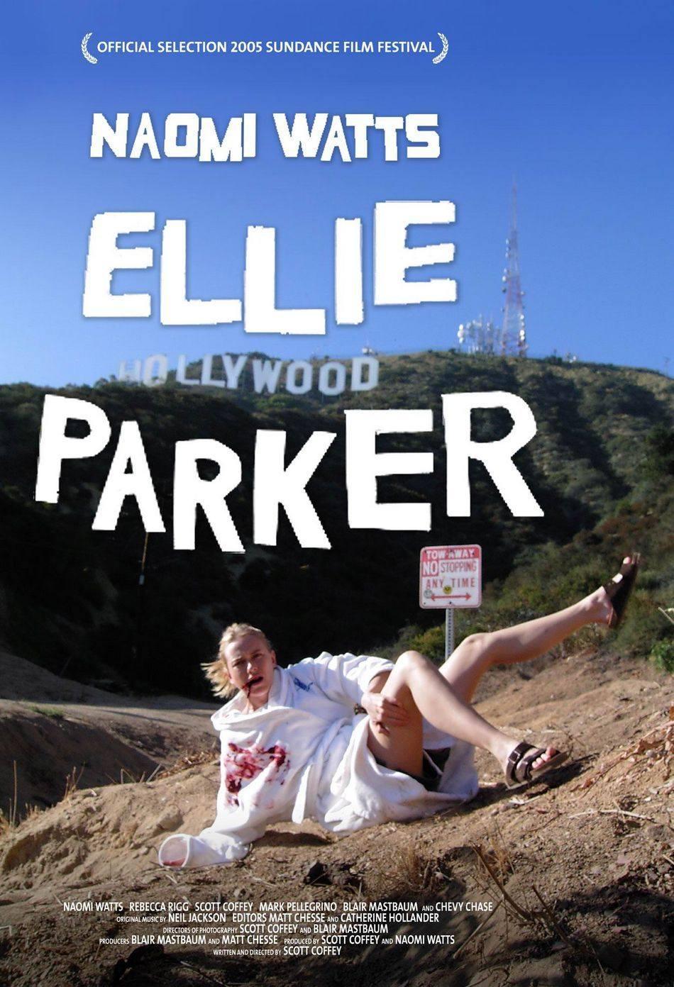 плакат фильма Элли Паркер
