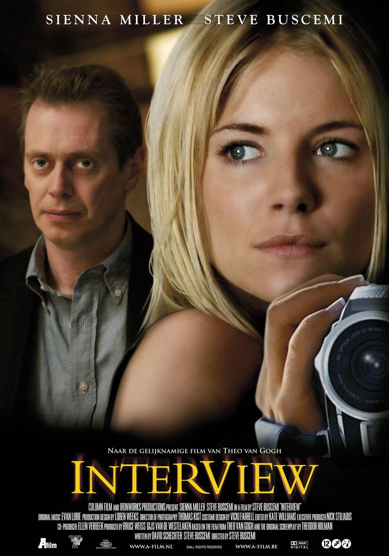плакат фильма Интервью