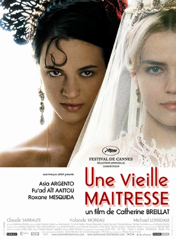 плакат фильма Тайная любовница
