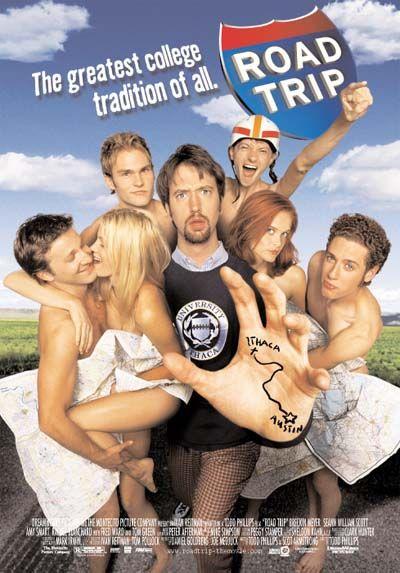 плакат фильма Дорожные приключения