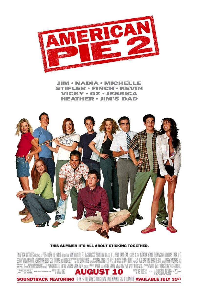плакат фильма Американский пирог 2