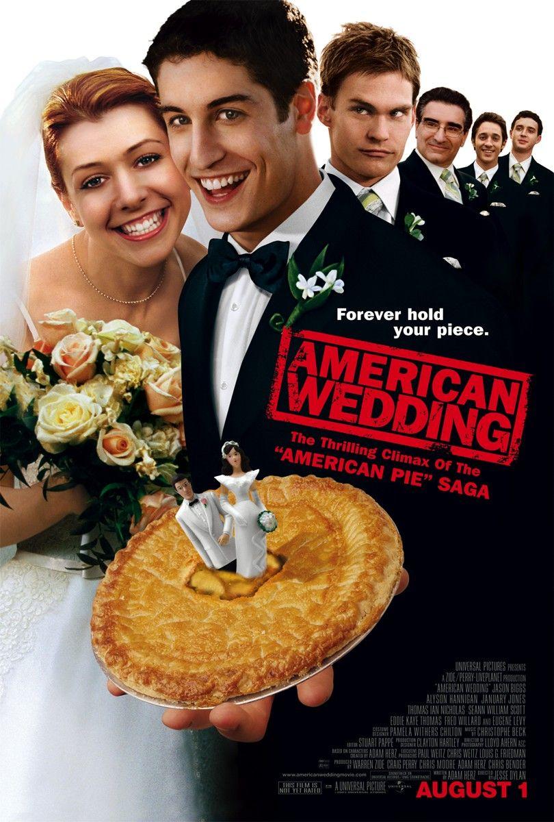 плакат фильма Американский пирог: Свадьба