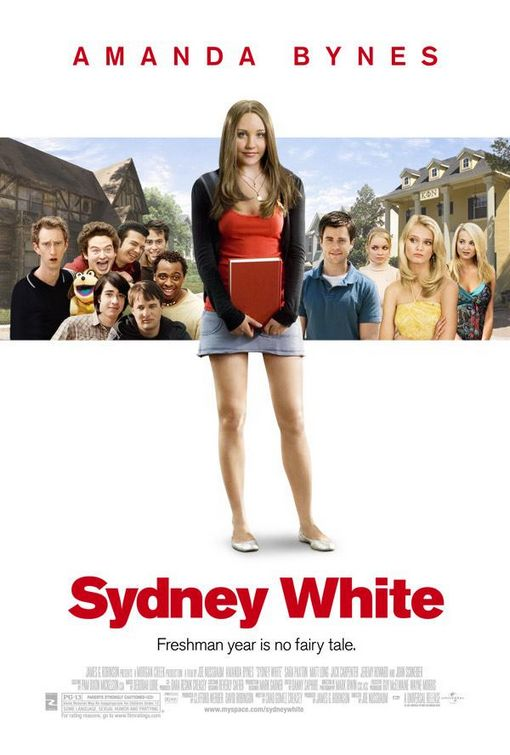 плакат фильма Сидни Уайт*