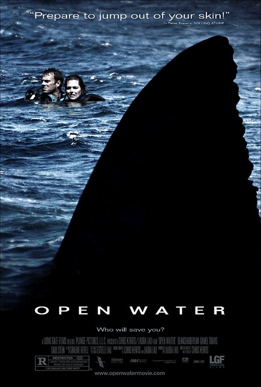 плакат фильма Открытое море