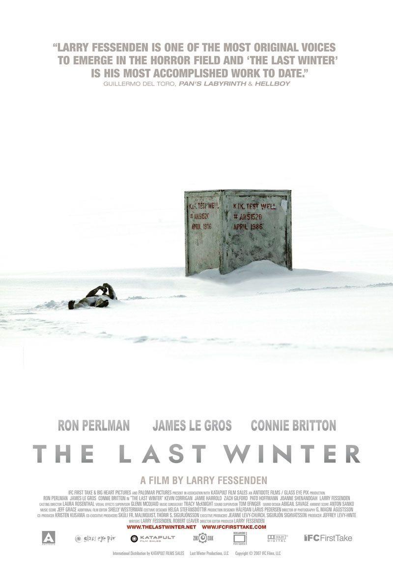 плакат фильма Последняя зима*