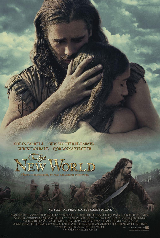 плакат фильма Новый свет