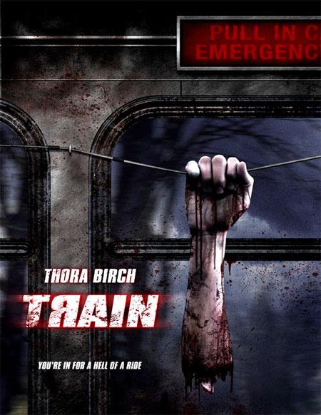 плакат фильма Поезд*