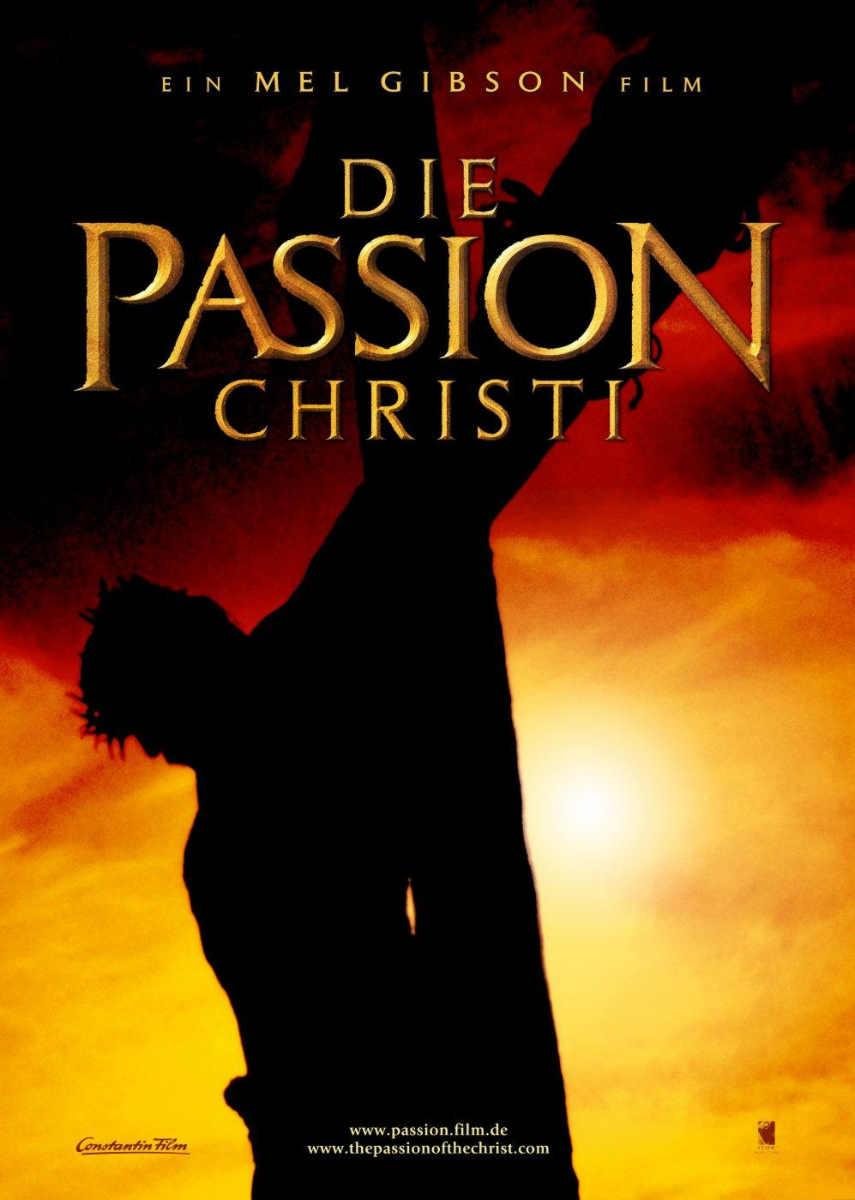 плакат фильма Страсти Христовы