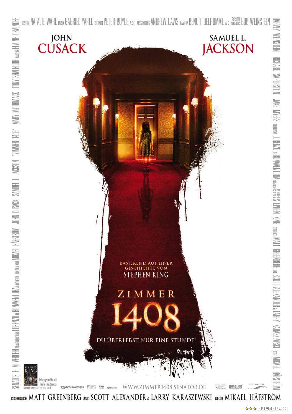 плакат фильма 1408