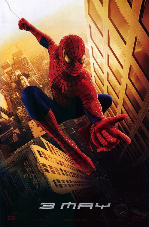 плакат фильма Человек-паук