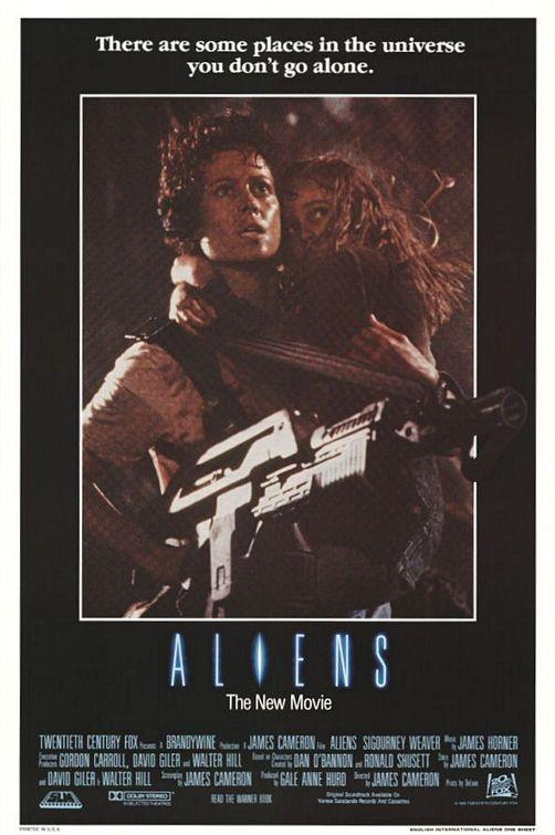 плакат фильма Чужие
