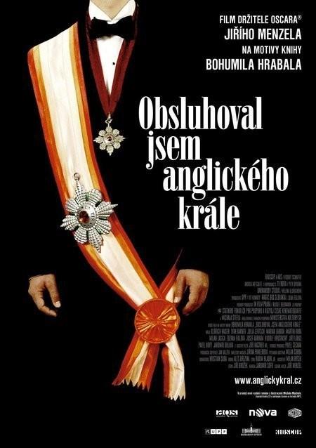 плакат фильма Я обслуживал английского короля