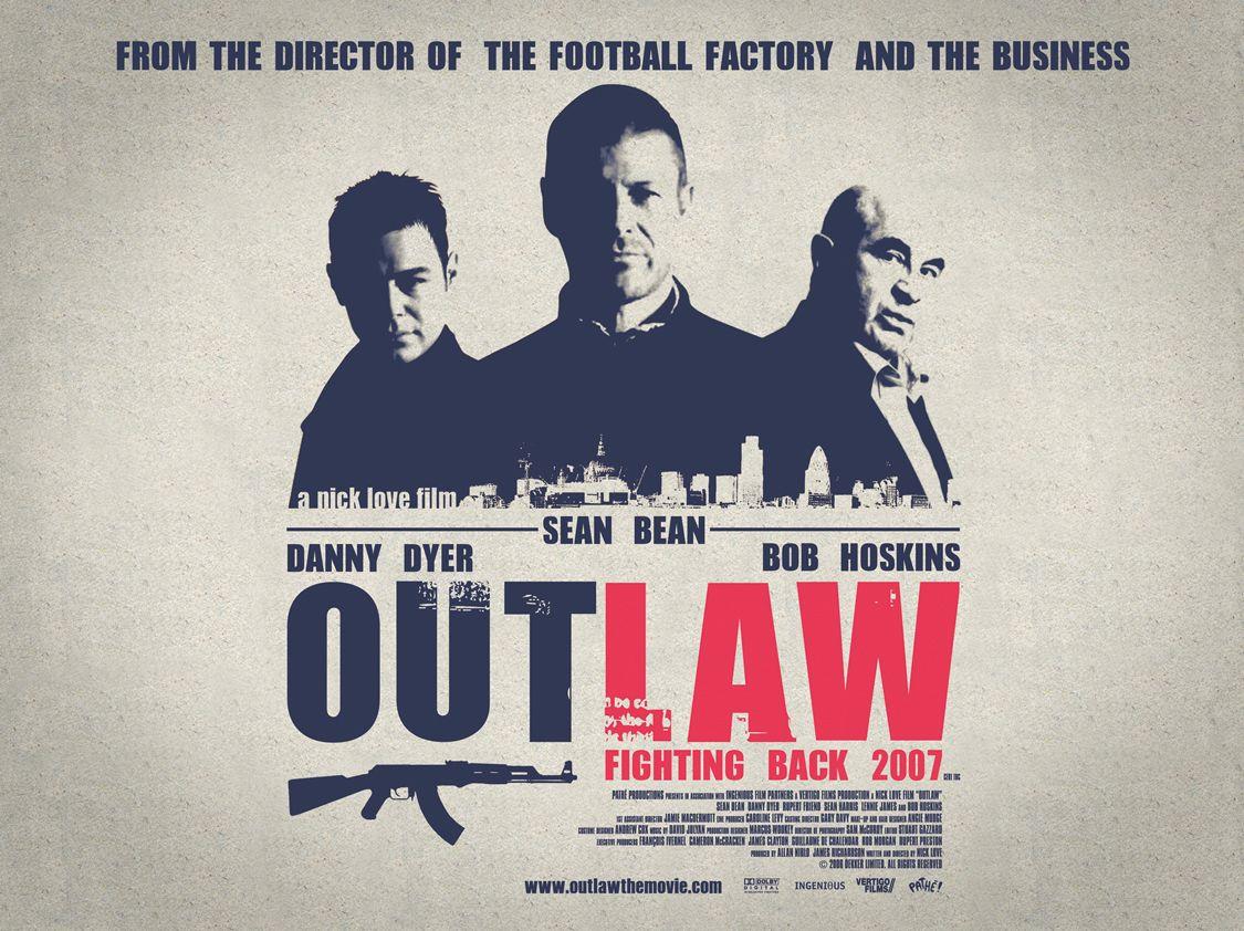 плакат фильма Вне закона