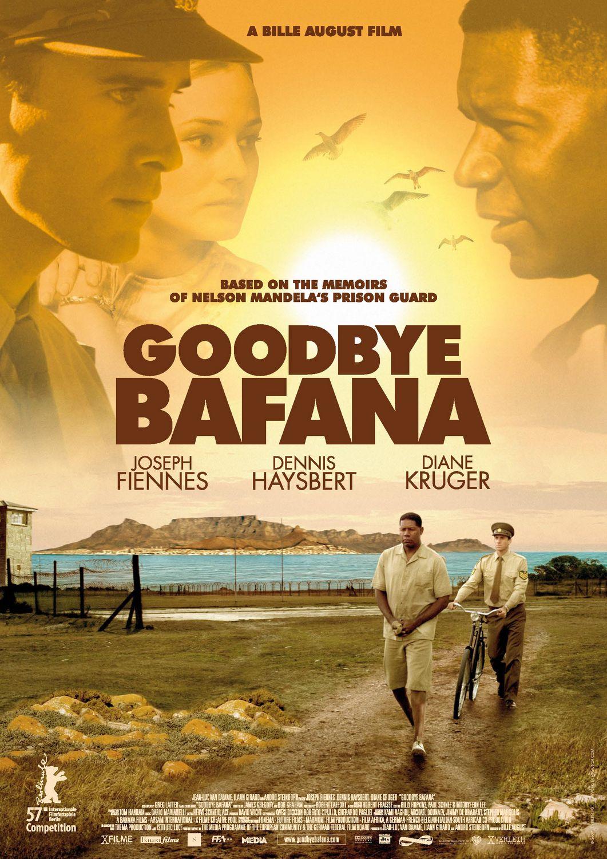 плакат фильма Прощай, Бафана