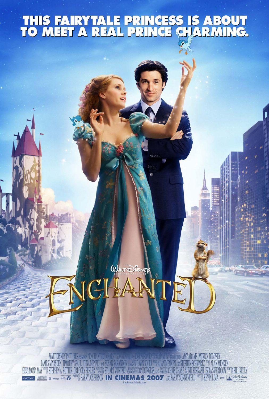 плакат фильма Зачарованная