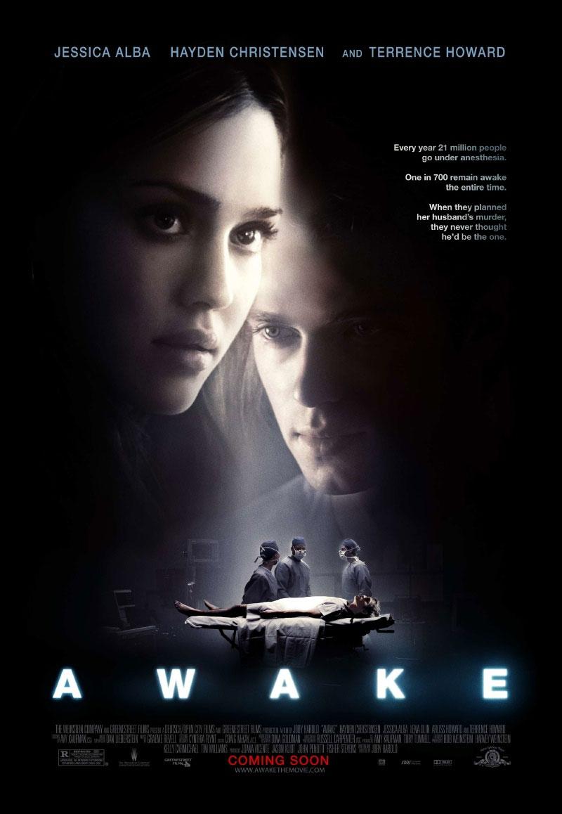 плакат фильма Наркоз