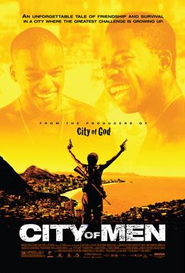 плакат фильма Город Бога 2