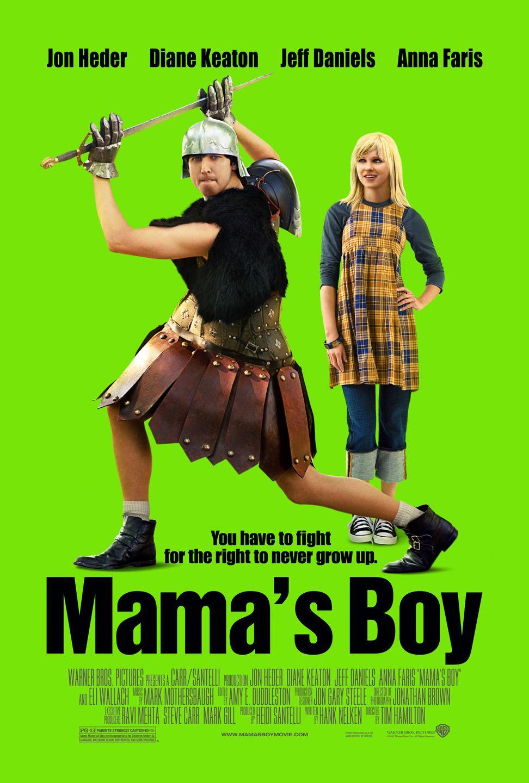 плакат фильма Маменькин сынок*