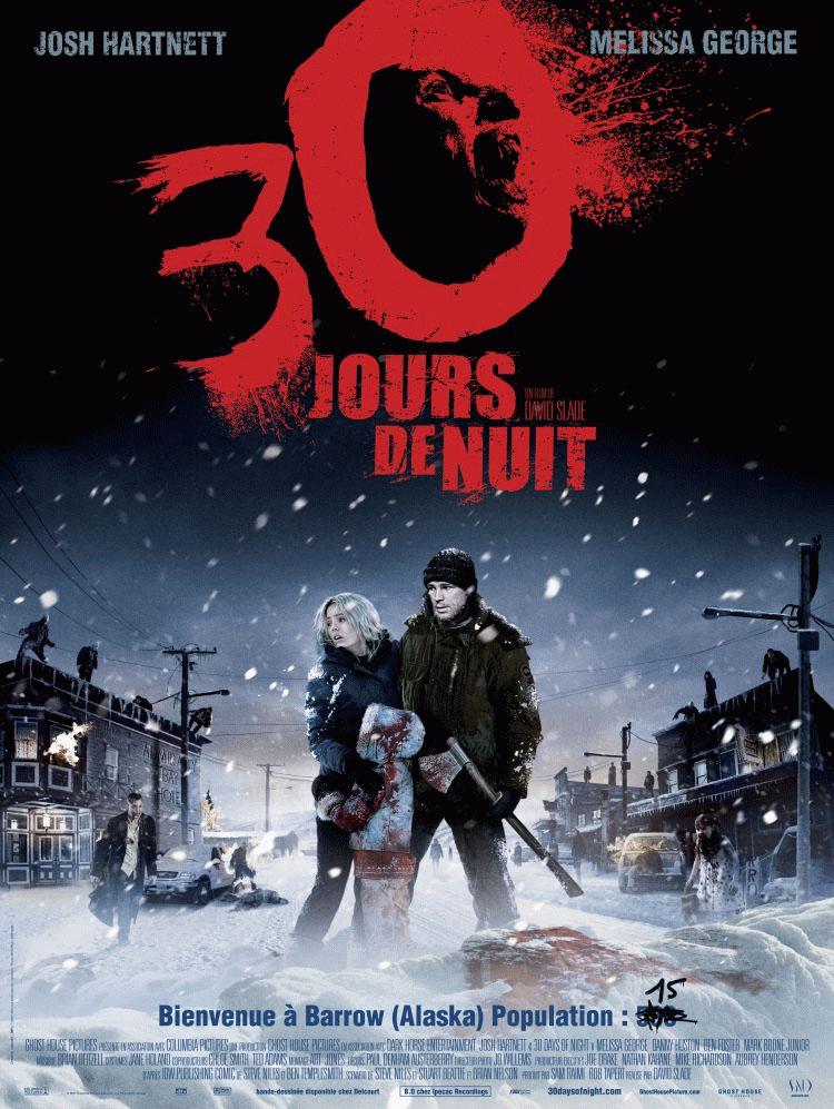 плакат фильма 30 дней ночи