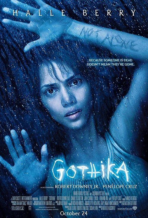 плакат фильма Готика