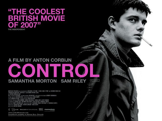 плакат фильма Контроль
