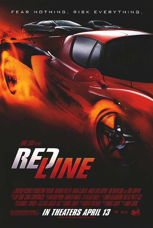 плакат фильма Жажда скорости