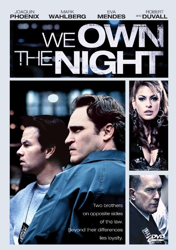 плакат фильма Хозяева ночи