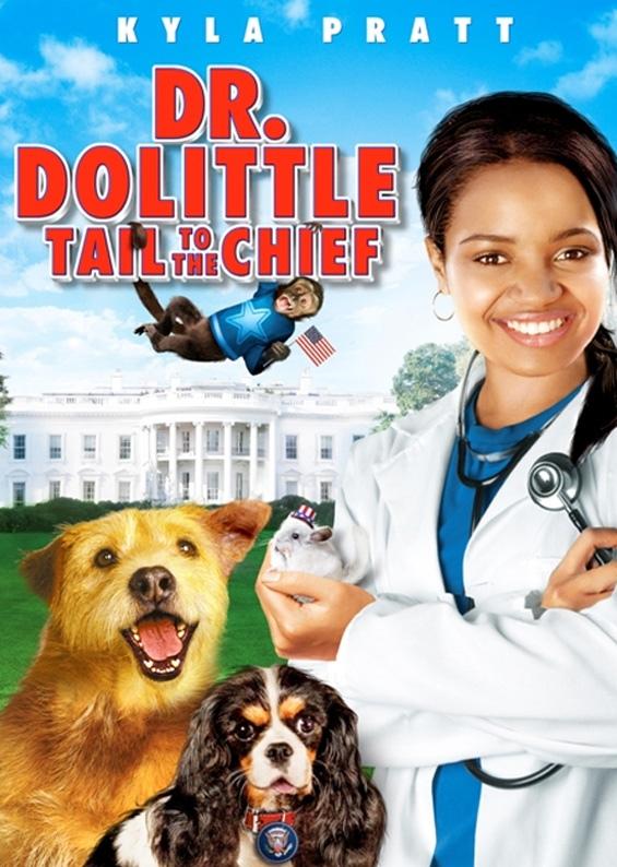 плакат фильма Доктор Дулиттл 3