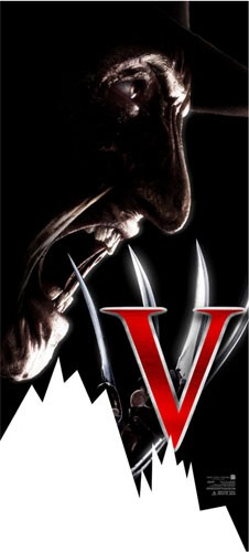 плакат фильма Фредди против Джейсона
