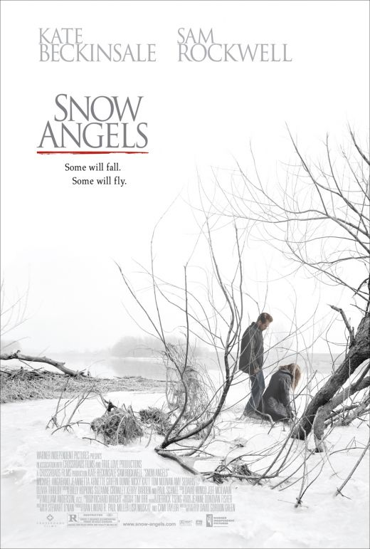 плакат фильма Снежные ангелы