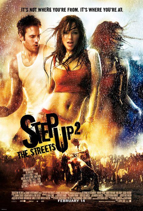 плакат фильма Шаг вперед 2: Улицы