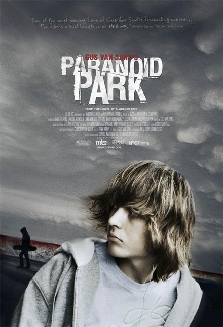 плакат фильма Параноид парк