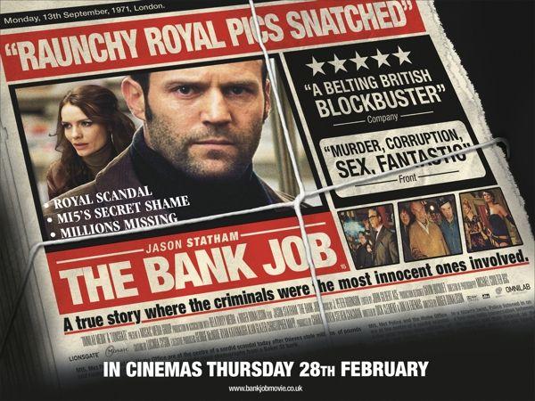 плакат фильма Ограбление на Бейкер-стрит