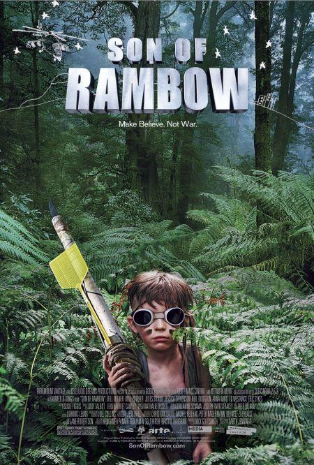 плакат фильма Сын Рэмбо*